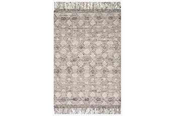 111X156 Rug-Magnolia Home Holloway Grey By Joanna Gaines