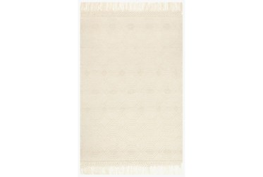 """2'3""""x3'7"""" Rug-Magnolia Home Holloway Ivory By Joanna Gaines"""