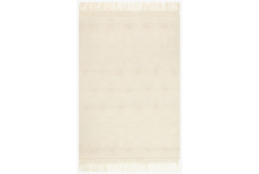 """9'2""""x13' Rug-Magnolia Home Holloway Ivory By Joanna Gaines"""