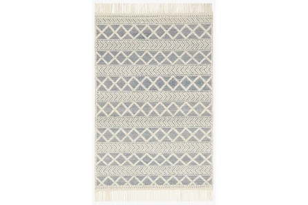 42X66 Rug-Magnolia Home Holloway Navy/Ivory By Joanna Gaines