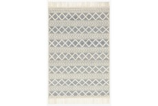 111X156 Rug-Magnolia Home Holloway Navy/Ivory By Joanna Gaines