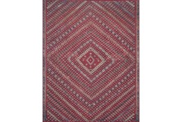 """2'3""""x3'7"""" Rug-Magnolia Home Lucca Red/Multi By Joanna Gaines"""