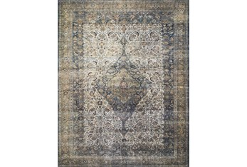 """2'3""""x3'7"""" Rug-Magnolia Home Lucca Ivory/Multi By Joanna Gaines"""