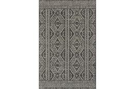 47X70 Rug-Magnolia Home Warwick Black/Silver By Joanna Gaines