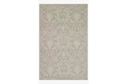 24X45 Rug-Magnolia Home Warwick Grey/Silver By Joanna Gaines