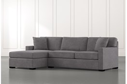 "Alder Foam 2 Piece 105"" Sectional With Left Arm FacingChaise"