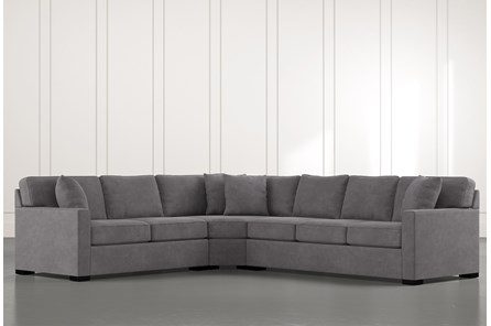 Alder 3 Piece Sectional With Right Arm Facing Sofa