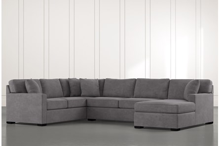 Alder 3 Piece Sectional With Right Arm Facing Chaise - Main