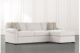 "Elm II Foam 2 Piece 107"" Sectional With Right Arm Facing Chaise"