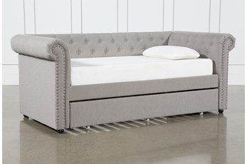 Dahlia Upholstered Daybed With Trundle