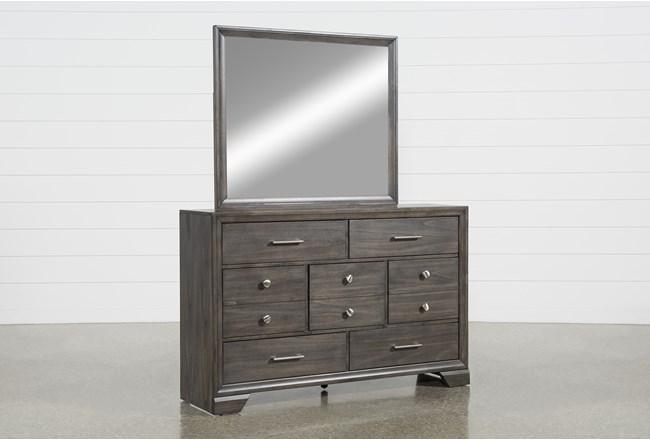 Malloy Dresser/Mirror - 360
