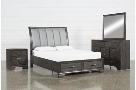 Malloy Queen 4 Piece Bedroom Set - Main
