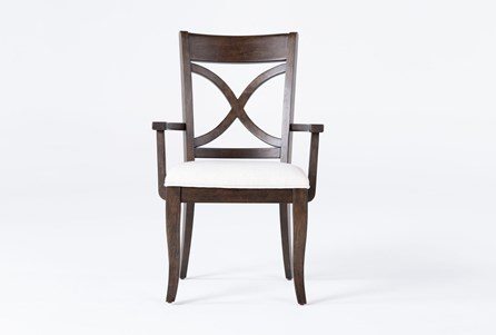 White Traditional Dining Room Chairs, White Dining Room Chairs With Arms