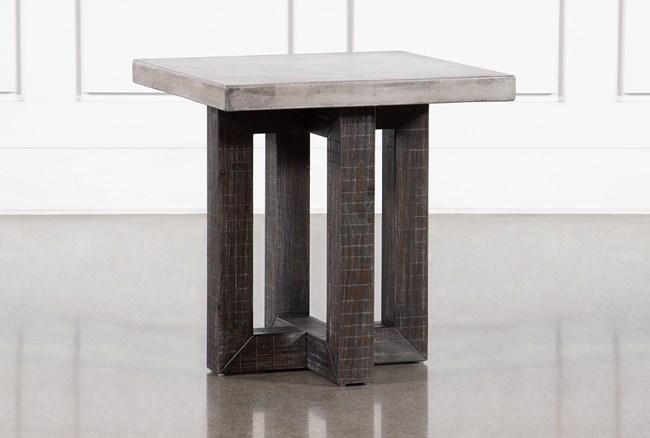Weston End Table - 360