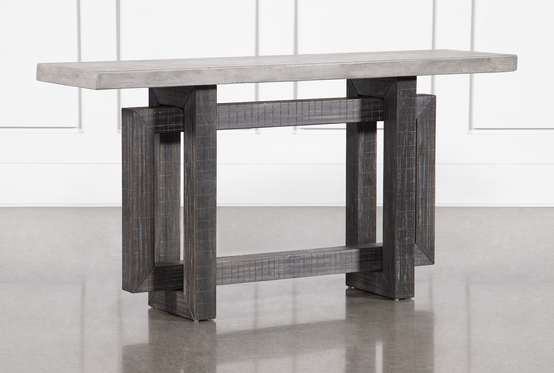 Weston 60 Sofa Table Living Spaces