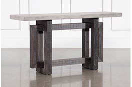"Weston 60"" Sofa Table"
