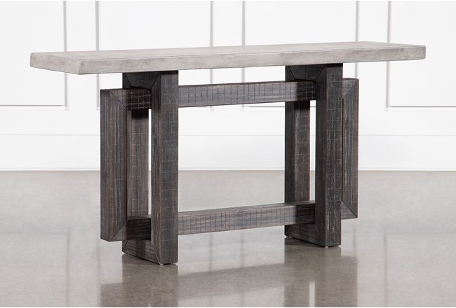 "Weston 60"" Sofa Table - 360"