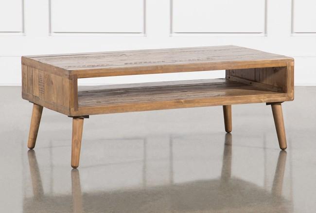 Dakota Coffee Table - 360
