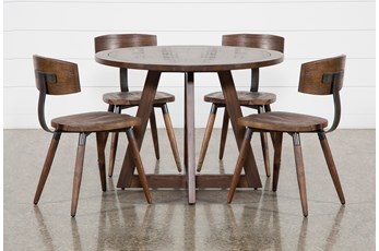 Cleve 5 Piece Dining Set