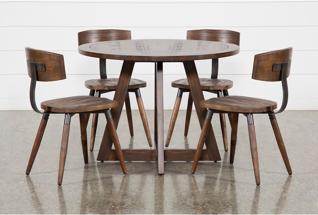 Cleve 5 Piece Dining Set - 360