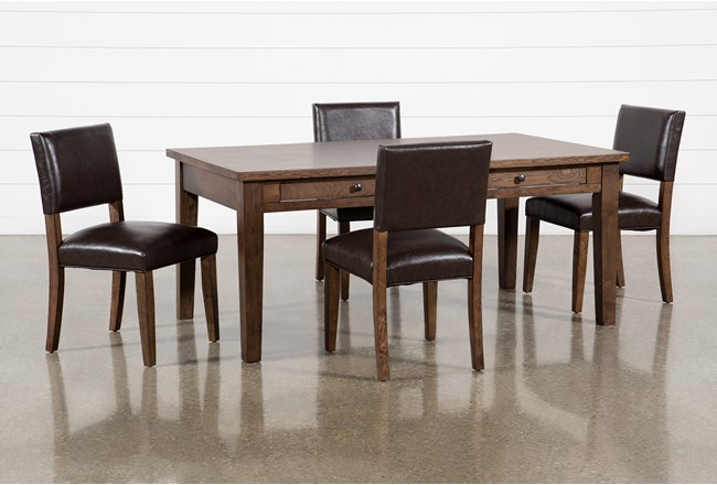 Viking 5 Piece Dining Set - 360