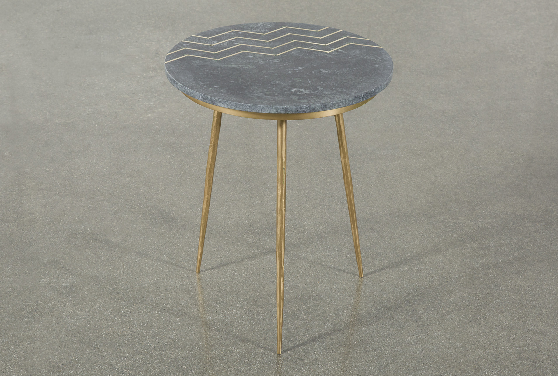 - Marble Top Accent Table Living Spaces