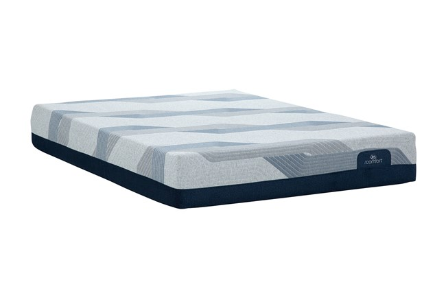 iComfort Blue 300CT Firm Full Mattress - 360