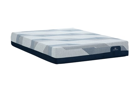 iComfort Blue 300CT Firm Queen Mattress - Main