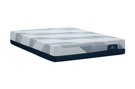iComfort Blue 300CT Plush Queen Mattress - Main
