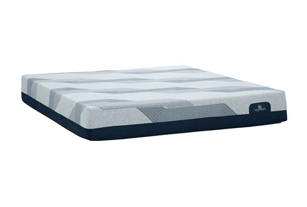 iComfort Blue 300CT Plush Eastern King Mattress