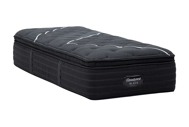 BEAUTYREST BLACK C CLASS PLUSH PILLOWTOP TWIN XL MATTRESS - 360