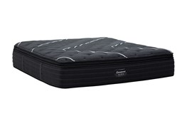 BEAUTYREST BLACK C CLASS PLUSH PILLOWTOP QUEEN MATTRESS