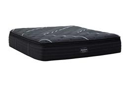 Beautyrest Black C Class Plush Pillowtop Queen Mattress