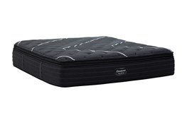 BEAUTYREST BLACK C CLASS PLUSH PILLOWTOP KING MATTRESS