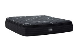 BEAUTYREST BLACK C CLASS PLUSH PILLOWTOP CAL KING MATTRESS