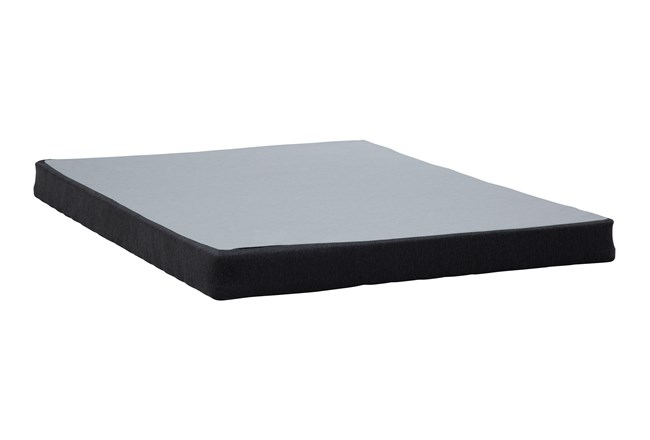 BEAUTYREST BLACK 2019 LOW PROFILE QUEEN BOXSPRING - 360