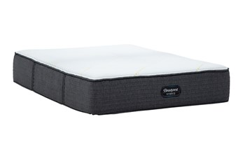 Beautyrest Hybrid Carbondale Firm Queen Mattress