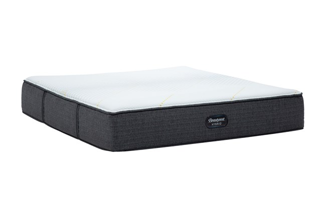 Beautyrest Hybrid Carbondale Firm Cal King Mattress - 360