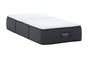 Beautyrest Hybrid Carbondale Plush Twin XL Mattress