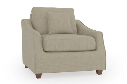 Magnolia Home Maison Homespun Sterling Chair By Joanna Gaines