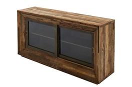 Brown Mango Wood Cabinet