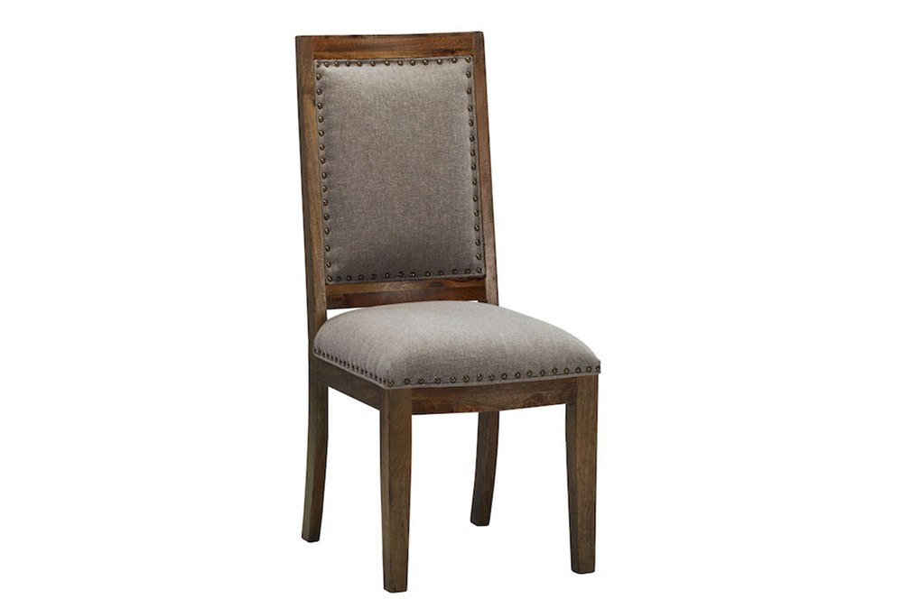 Wood Upholstered Dining Chair