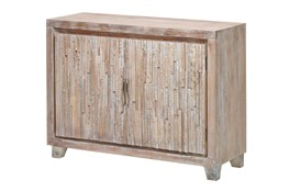 White Wash Global Sideboard