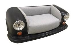 Black Truck Sofa