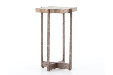 Spalted Primavera Accent Table