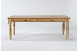 Magnolia Home Taper Turned Organic 84 Inch Dining Table By Joanna Gaines