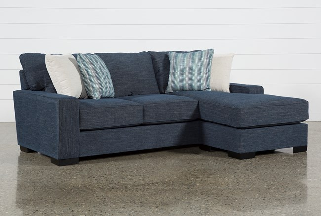 Irwin Sofa With Reversible Chaise - 360