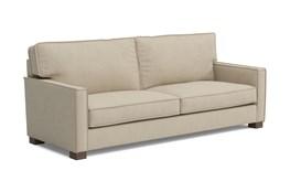Magnolia Home Dweller Homespun Cream Sofa By Joanna Gaines
