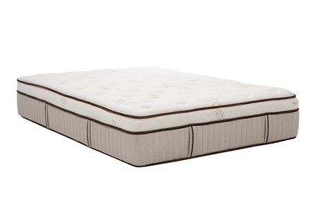 Latex Choice Firm/Plush Queen Mattress