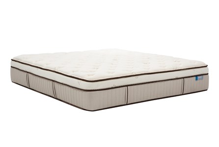 Latex Choice Firm/Plush California King Mattress
